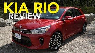 2018 Kia Rio Review
