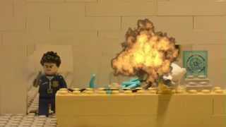 Lego flash Episode:1 The beginning