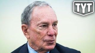 Bloomberg Dumping $80 MILLION On Election