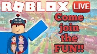 ROBLOX | Game Mix! - Jumping Servers in Games: PBB, Deathrun, Survivals, Icebreakers, and More!