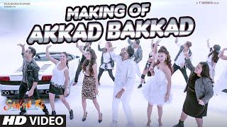 AKKAD BAKKAD SONG Making Video | SANAM RE | Ft. Badshah, Neha | Pulkit, Yami, Divya, Urvashi