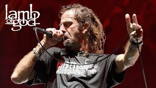 How Randy Blythe Learned to Scream: It Was a Joke at First