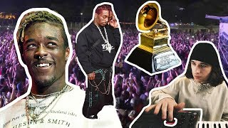If Lil Uzi Vert PERFORMED at the GRAMMY AWARDS 2018