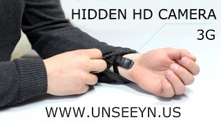 Invisible Spy Earpiece HD Camera 3G GSM Exam New Technology