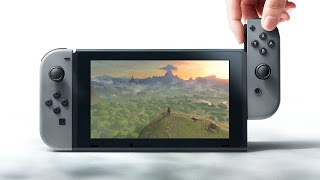 First look Nintendo Switch 4k (RIP Wii & 3DS) music video
