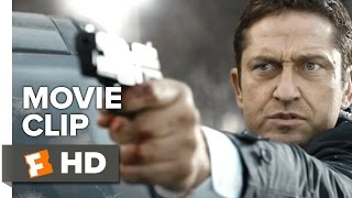London Has Fallen Movie CLIP - Take the Wheel (2016) - Gerard Butler Movie HD