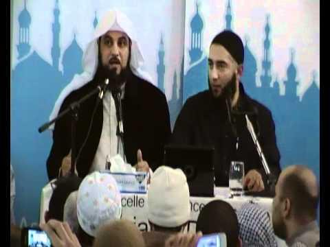 اللغة العربيّة الشيخ العريفي فرنسا La langue Arabe Cheikh Arifi France