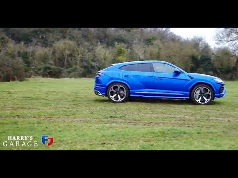 Lamborghini Urus off and on road review
