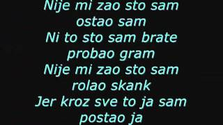 Elitni Odredi - Nije Mi Zao 2010 (Text-Lyrics)
