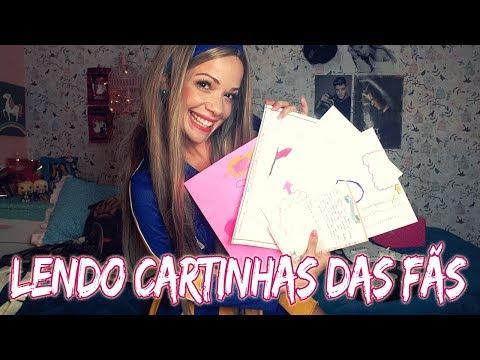 LENDO CARTINHAS DAS FÃS by Ashley   #monday´sextravideos