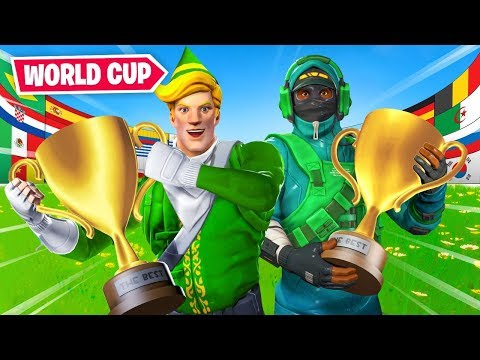 QUALIFYING for the Fortnite WORLD CUP