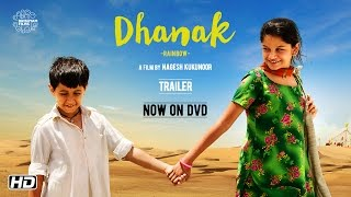 DHANAK: Official Trailer - NOW ON DVD | Hetal Gada, Krrish Chhabria | Nagesh Kukunoor