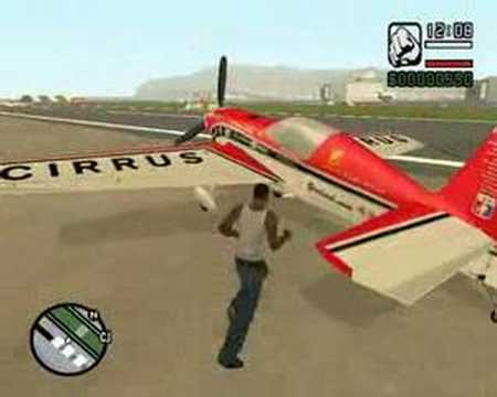 GTA Sa Planes Boats n Heli s