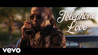 Jah Cure - Telephone Love   Official Music Video