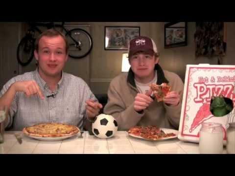 watch Germany vs USA - Pizza