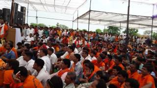 Raja Singh Latest Speech At Chittorgarh, Boheda, Rajasthan