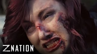 Z NATION |  Season 1 Finale: 'You're Gonna Break Her' | SYFY