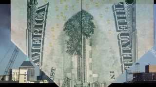 Follow The Money Trail (Secret Symbols On US Dollar Bills)