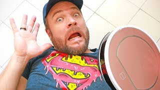 iLIFE SUCKS & MOPS | Robot Vacuum V7S Pro [Unboxing, Demo, Review]