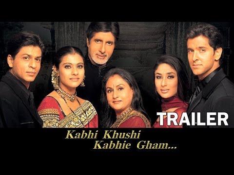 Xxx Mp4 Kabhi Khushi Kabhie Gham Official Trailer Amitabh Bachchan Shahrukh Khan Hrithik Roshan Kajol 3gp Sex