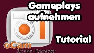 Gameplays aufnehmen am PC KOSTENLOS mit Ocam   kostenloses Aufnahmeprogramm   QuickTipp