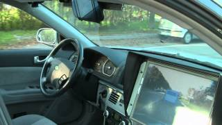 The BRAiVE Autonomous And Driverless Vehicle