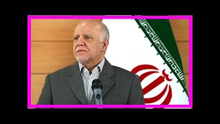 Breaking News | Trump, not iran, blocking us companies: zangeneh