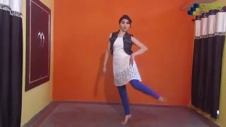Deewani Mastani | Dance Video | Bajirao Mastani | Choreography by Mogli Chaurasia