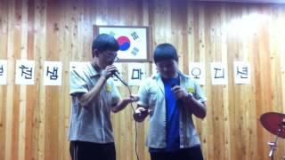 저로빠 young-무늬 beat box 축제 오디션