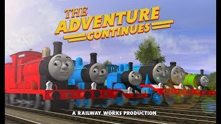 THE ADVENTURE CONTINUES - FULL FEATURE LENGTH SPECIAL - THOMAS & FRIENDS