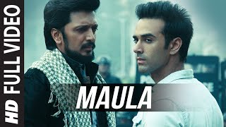 'Maula' FULL VIDEO Song | Bangistan | Riteish Deshmukh, Pulkit Samrat | T-Series