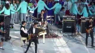 141004 CNBLUE - Can't Stop Me Now at Incheon Asian Games