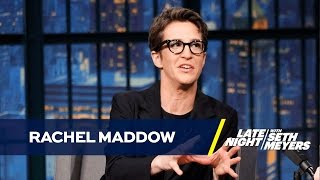 Rachel Maddow Details Ways Trump