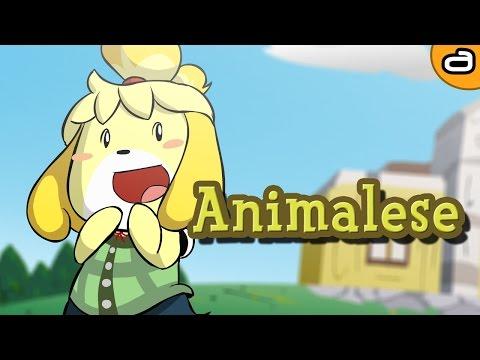 animalese animal crossing parody playithub largest videos hub