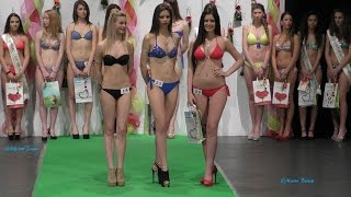 Miss Fragola 2016 Sfilata in bikini e premiazioni