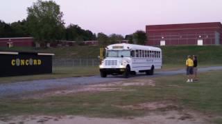 7th Grade Football vs C C Griffin win 46-16