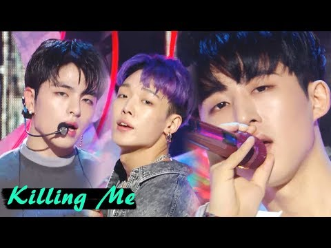 Download [Comeback Stage]iKON- KILLING ME, 아이콘 - 죽겠다 Show Music core 20180804 free
