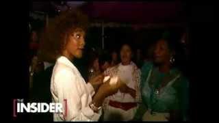 Whitney Houston's 26th Birthday Party