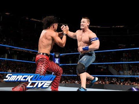 Xxx Mp4 John Cena Vs Shinsuke Nakamura SmackDown LIVE Aug 1 2017 3gp Sex