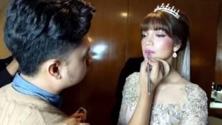 alha alfa makeup-AMYRA ROSLI & AMAR BAHRIN WEDDING