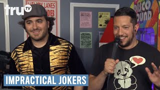 Impractical Jokers: Inside Jokes - Odd Ball Bowling | truTV
