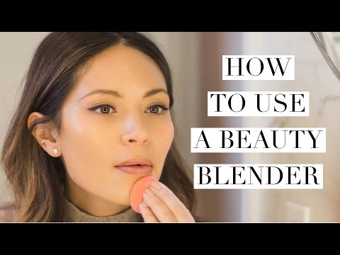 Xxx Mp4 HOW TO USE A BEAUTY BLENDER 3gp Sex