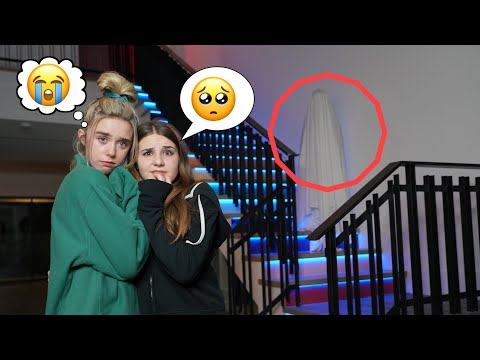 HAUNTED HOUSE PRANK on My BEST FRIENDS They Almost Cried😱🥺