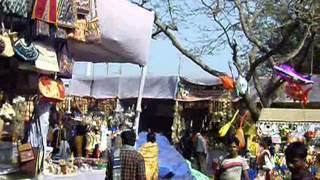 Santiniketan 'Poush Mela' - a glimpse