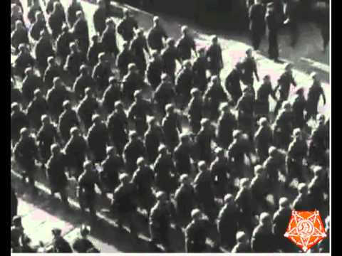 watch 1946 USA, 82nd Airborne Division victory parade.wmv