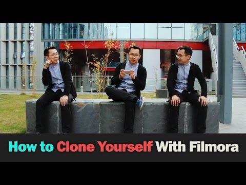 Xxx Mp4 How To Clone Yourself With Filmora Tutorial 3gp Sex