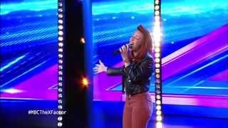 MBC The X Factor   أنيسا ستيلي - Chandelier - تجارب الأداء