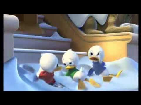 Mickey Mouse en navidad parte 3