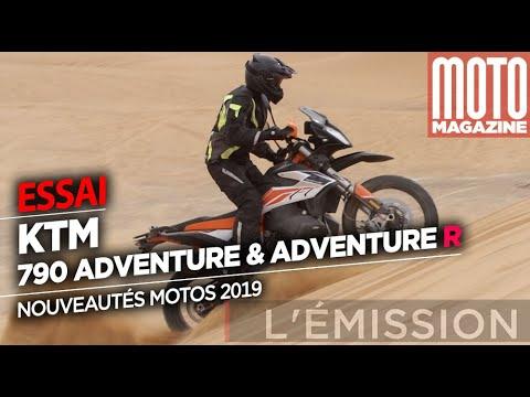 Xxx Mp4 KTM 790 Adventure Et Adventure R Essai Moto Magazine 3gp Sex