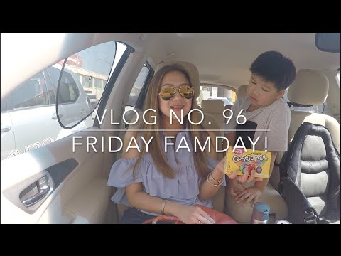Vlog No. 96 - Friday Famday! | Promende Mall, The Burger Joint, Trampo Kuwait, Candy Shopping, OOTD